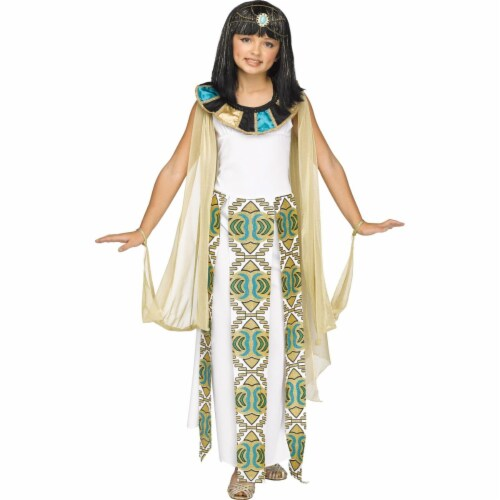 Morris Costumes FW115642SM Child Cleopatra, Small Perspective: front
