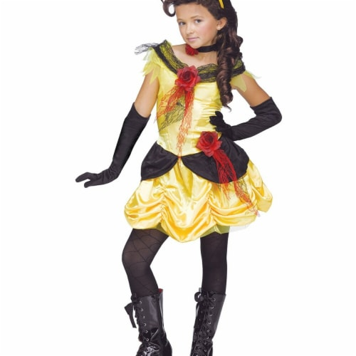 Funworld 270055 Gothic Beauty Child Costume - 14-16 Perspective: front