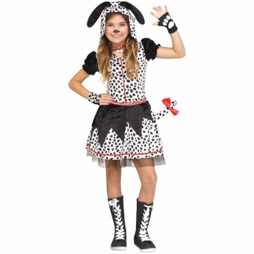 Fun World FW112342MD Spotted Sweetie Childs Costume - Medium Perspective: front