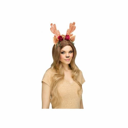 Deer Headband Perspective: front
