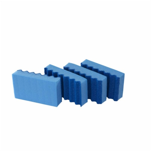 Quickie  Medium Duty  Sponge  2 pk - Case Of: 12; Each Pack Qty: 2; Total Items Qty: 24 Perspective: front