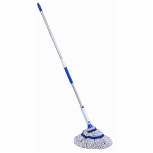 Quickie 4 in. W Twist Mop - Case Of: 4 Perspective: front