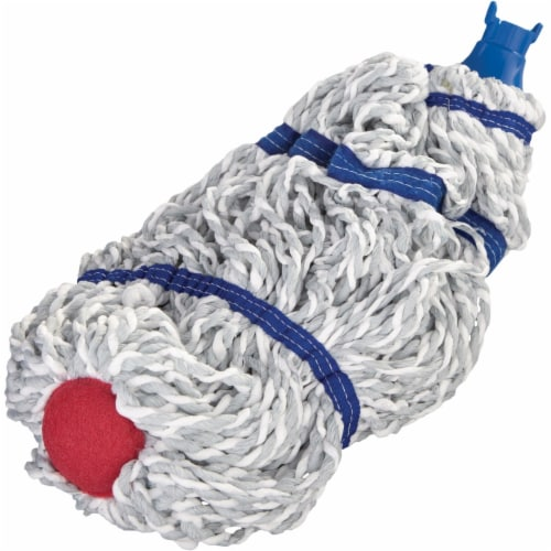 Quickie String Wet Mop,12.80 oz.,Microfiber  720362M4 Perspective: front