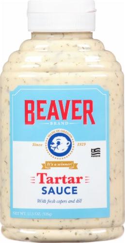 Beaver Brand Seafood Tartar Sauce Perspective: front