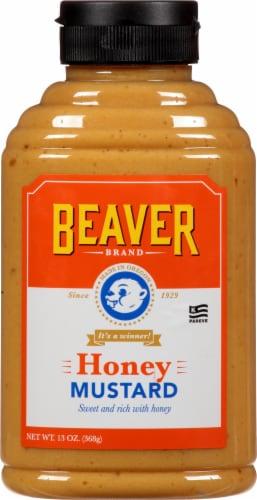 Beaver Sweet Honey Mustard Perspective: front