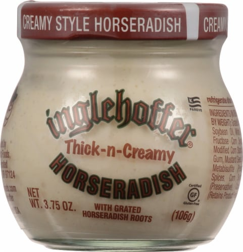 Inglehoffer Thick N Creamy Horseradish Perspective: front