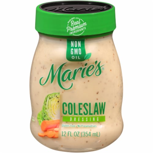 Marie's Coleslaw Dressing Perspective: front