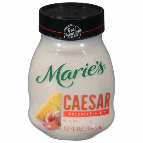 Marie's Caesar Dressing + Dip Perspective: front