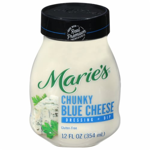 Marie's Chunky Blue Cheese Dressing + Dip Perspective: front
