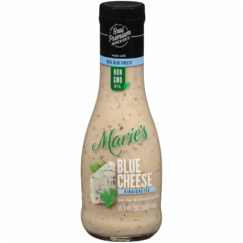 Marie's Blue Cheese Vinaigrette Dressing Perspective: front