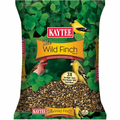Kaytee Products 8914749 Ultra Wild Finch Wild Bird Food Nyjer, 5 lbs Perspective: front