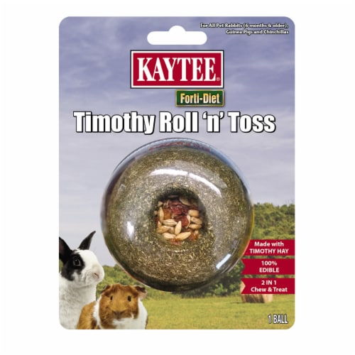Kaytee Timothy Roll n' Toss Perspective: front