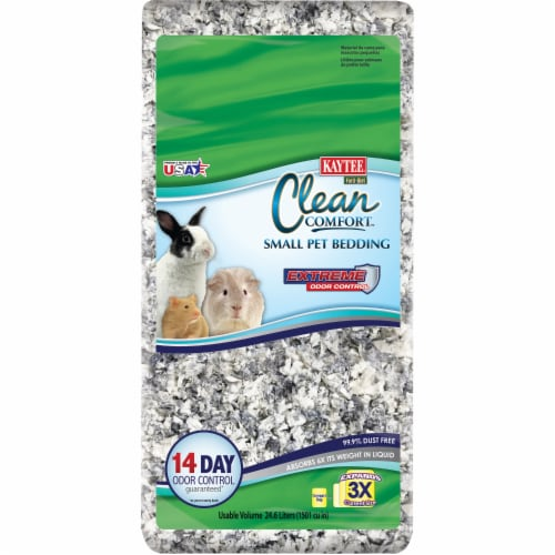 Kaytee Clean Comfort Extreme Odor Control Small Pet Bedding Perspective: front