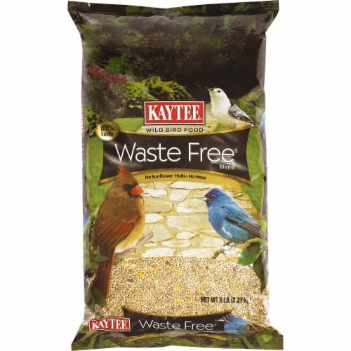 Kaytee Waste Free Wild Bird Food Perspective: front