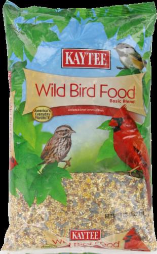 Kaytee Wild Bird Food Perspective: front
