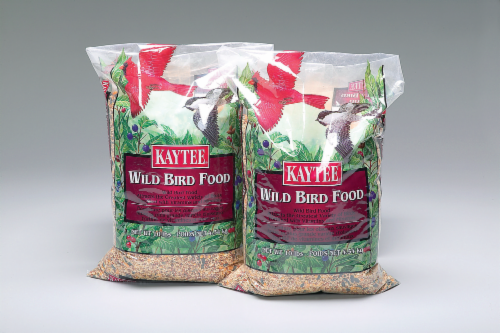 Kaytee Wild Bird Food Perspective: front