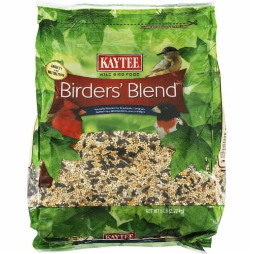 Kaytee Birder's Blend Wild Bird Seed Perspective: front