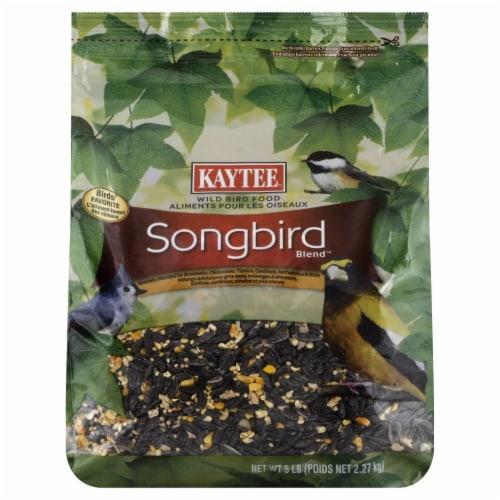 Kaytee Songbird Blend Wild Bird Food Perspective: front