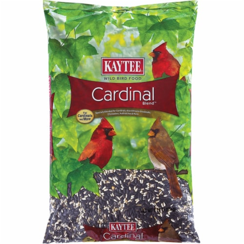 Kaytee Products Cardinal Wild Bird Food Perspective: front