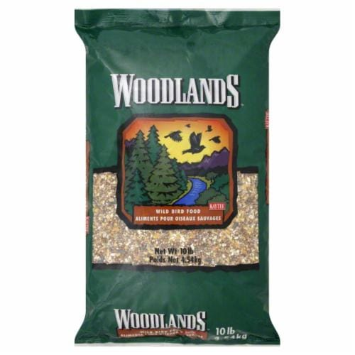 Kaytee Woodland Wild Bird Seed Perspective: front