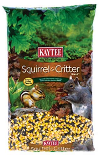 Kaytee Squirrel & Critter Food Perspective: front