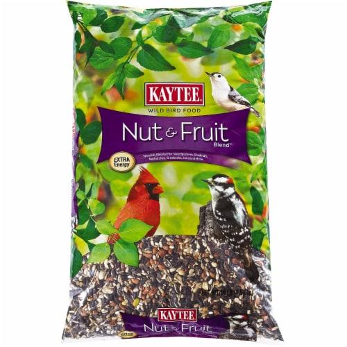 Kaytee Wild Bird Food Nut & Fruit Blend Perspective: front