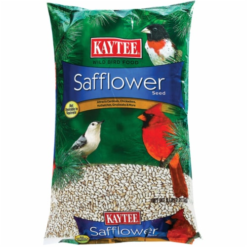 Kaytee Products 100033710 Safflower Seed Perspective: front