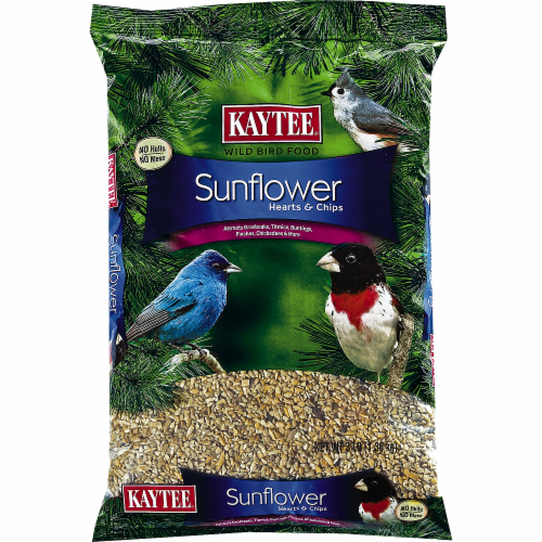 Kaytee Sunflower Hearts & Chips Perspective: front