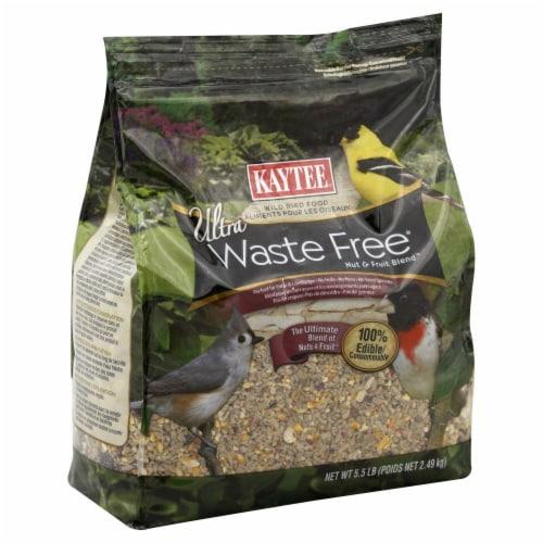 Kaytee Ultra Waste Free Wild Bird Food Perspective: front