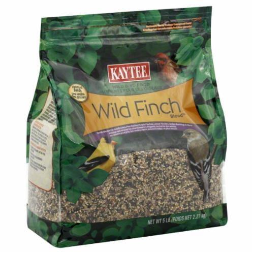 Kaytee Wild Finch Food Perspective: front