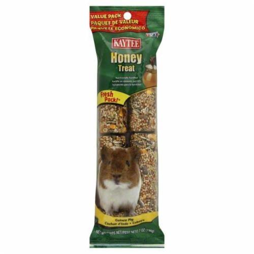 Kaytee Guinea Pig Honey Treats Perspective: front