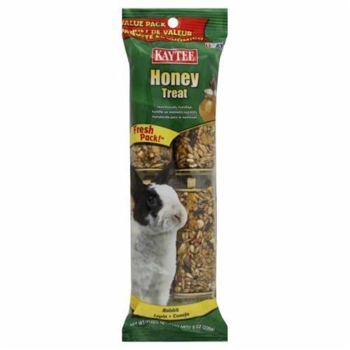 Kaytee Rabbit Honey Stick Treats Perspective: front