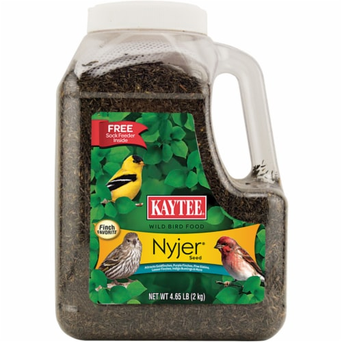 Kaytee Products 100033969 Nyjer Single Grain Bird Seed Perspective: front