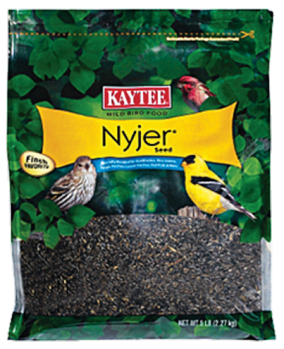 Kaytee Nyger Thistle Seed Perspective: front