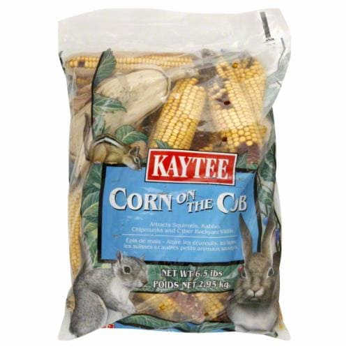 Kaytee® Corn on the Cob Perspective: front