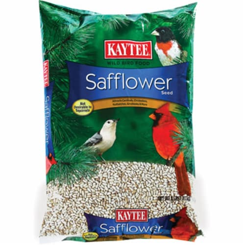 Rooto 208956 10 lbs Safflower Seed Perspective: front