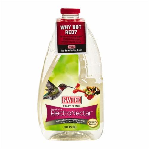 Kaytee® ElectroNectar™ Electrolyte Formula Hummingbird Nectar Perspective: front