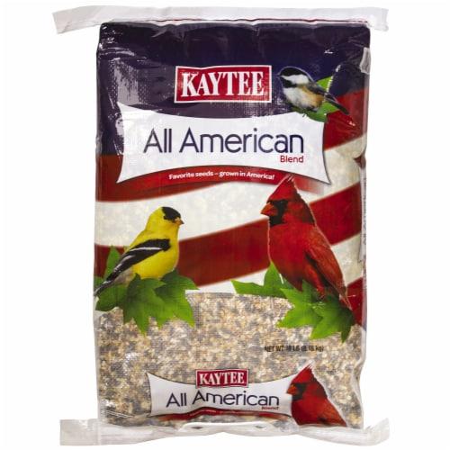 Kaytee All American Wild Bird Food Perspective: front