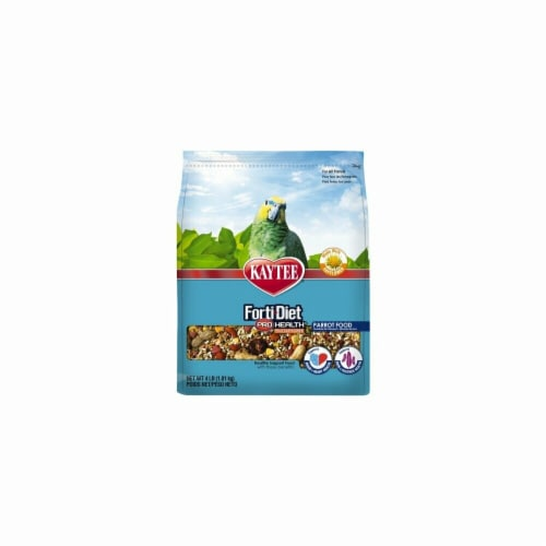 Kaytee Products KT94870 Tiel Forti Diet Pro Health with Safflower Cockatiel Food Perspective: front