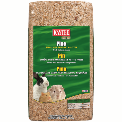 Kaytee Pine Small Pet Bedding & Litter Perspective: front