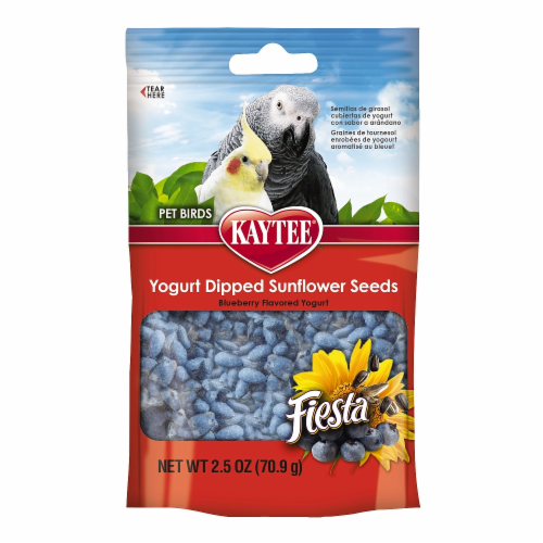 Kaytee Yogurt Dipped Sunflower Seeds Perspective: front