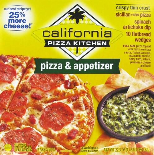 Food 4 Less - California Pizza Kitchen Sicilian Recipe Pizza ...