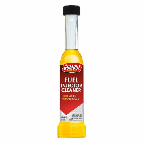 Gumout Fuel Injector Cleaner 2X Concentrated Perspective: front