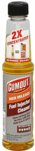 Gumout High Mileage Fuel Injector Cleaner Perspective: front