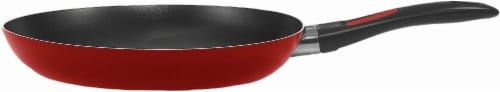 Mirro Get A Grip Nonstick Saute Pan - Red Perspective: front