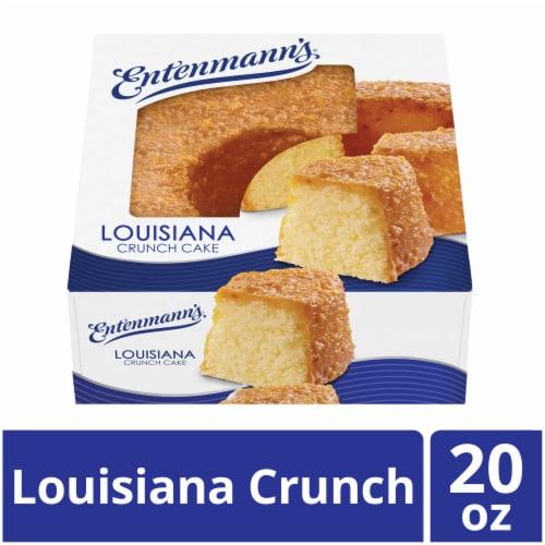 Entenmann's Louisiana Crunch Cake Perspective: front