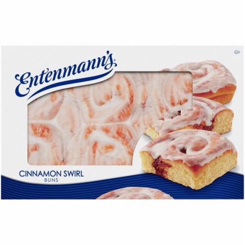 Entenmann's Cinnamon Swirl Buns Perspective: front