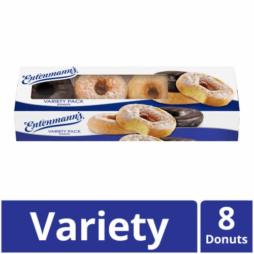 Entenmann's® Variety Pack Donuts Perspective: front