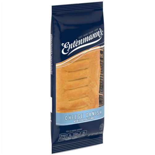Entenmann's Cheese Danish Perspective: front