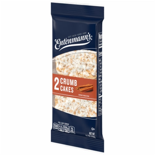 Entenmann's Crumb Cakes Perspective: front